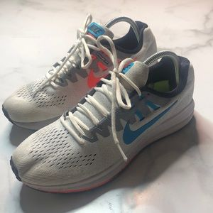 Nike Air Zoom Structure 20 Trail Running Shoe